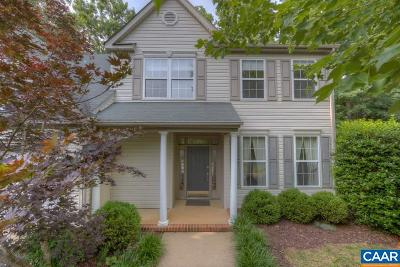 Charlottesville Single Family Home For Sale: 224 Fox Horn Ln
