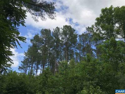Louisa Lots & Land For Sale: 475 E Bannister Town Rd