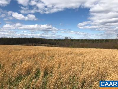 Fluvanna County Lots & Land For Sale: Branch Dr
