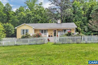 Albemarle County Single Family Home For Sale: 842 Owl Ln