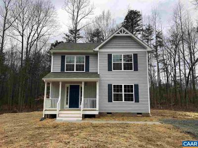 Louisa County Single Family Home For Sale: 111 Summers Landing Ln
