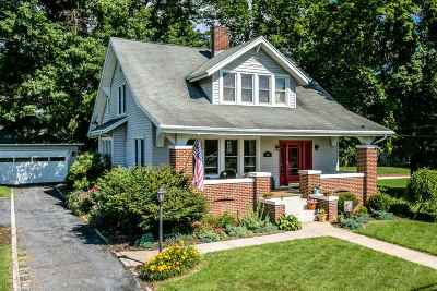 Timberville Single Family Home For Sale: 200 S Main St