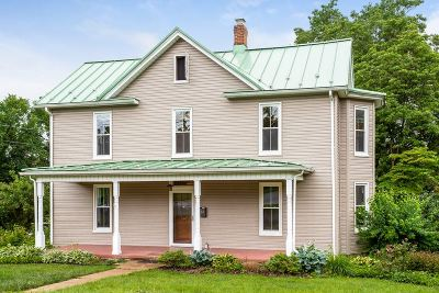 Single Family Home For Sale: 12 W Luray Ave
