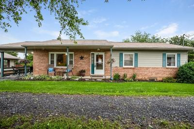 Harrisonburg Single Family Home For Sale: 1162 Rockingham Dr