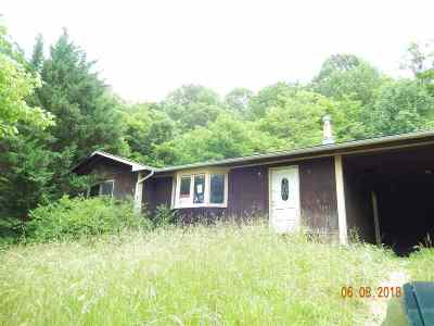 Single Family Home For Sale: 207 View Mountain Rd
