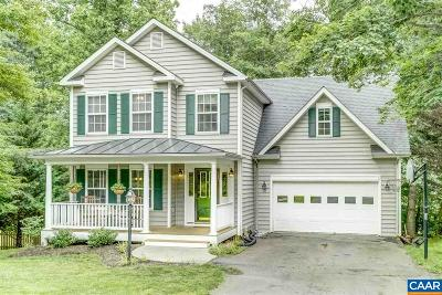Albemarle County Single Family Home For Sale: 965 Grayson Ln