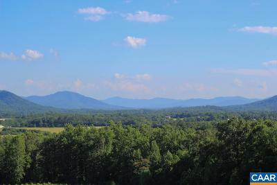 Nelson County Lots & Land For Sale: 1 Saddleback Trl