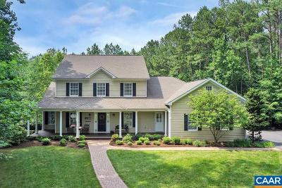 Albemarle County Single Family Home For Sale: 3110 Priddy Ct