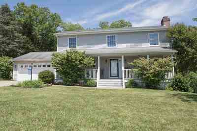 Rockingham County Single Family Home For Sale: 2136 Harpine Hwy