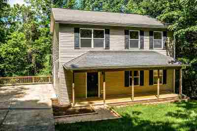 Rockingham County Single Family Home For Sale: 308 Magnolia Ct
