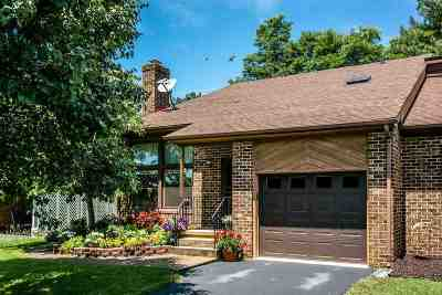 Townhome For Sale: 1087 Rosedale Dr