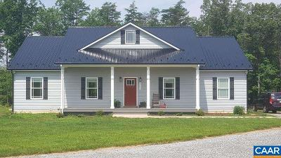 Single Family Home For Sale: 913 Plank Rd