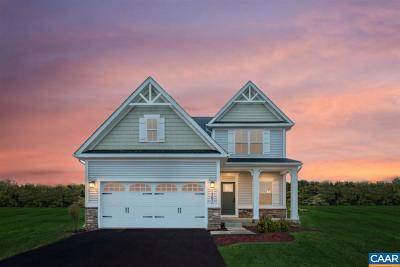 Albemarle County Single Family Home For Sale: 7c Sun Valley Dr