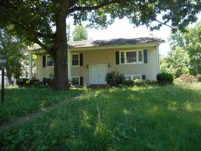 Grottoes VA Single Family Home For Sale: $104,500