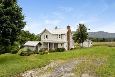 Single Family Home For Sale: 20292 Arbuckle Rd