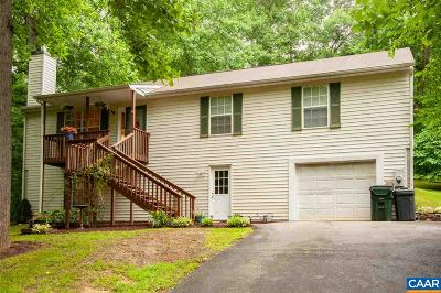 Greene County Single Family Home For Sale: 583 Jonquil Rd