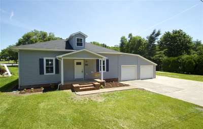 Rockingham County Single Family Home For Sale: 223 Grasshopper Ln