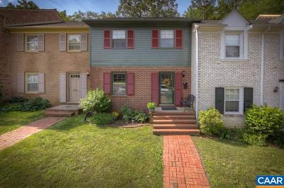 Townhome For Sale: 145 Georgetown Grn