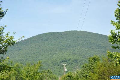 Nelson County Lots & Land For Sale: Rockfish School Ln