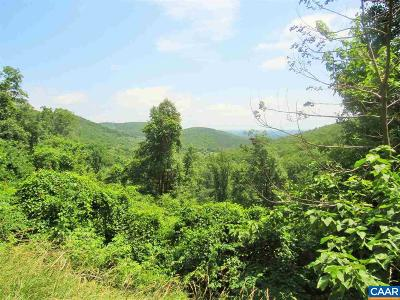 Nelson County Lots & Land For Sale: Ball Mountain Rd