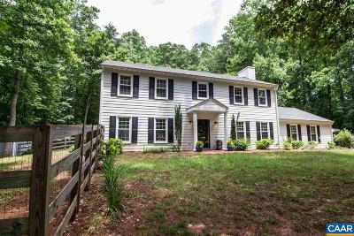 Charlottesville Single Family Home For Sale: 94 Vincennes Rd