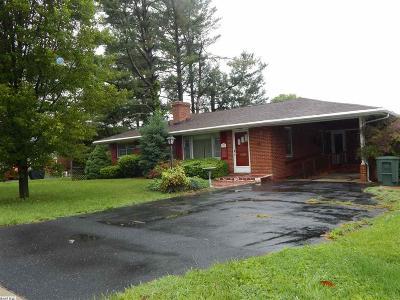 Single Family Home For Sale: 1851 Talbott Pl