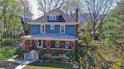 Single Family Home For Sale: 913 Anderson St