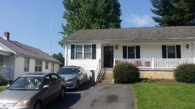 Staunton VA Rental For Rent: $895