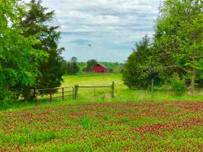 Buckingham County Lots & Land For Sale: 1928 Little Creek Rd