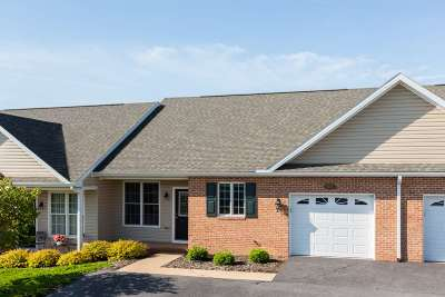 Harrisonburg Townhome For Sale: 1118 Royal Ct