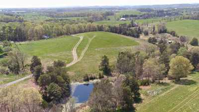 Lots & Land For Sale: Williams Run Rd