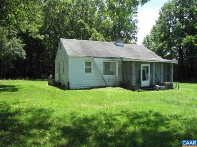Single Family Home For Sale: 1755 Old Lynchburg Rd