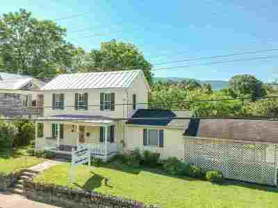 Shenandoah County Single Family Home For Sale: 407 N Main St