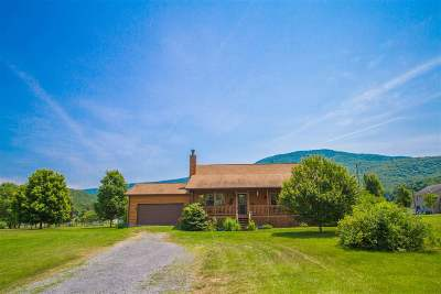 Page County Single Family Home For Sale: 2888 Vaughn Summit Rd