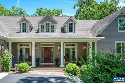 Charlottesville Single Family Home For Sale: 2274 Garth Rd
