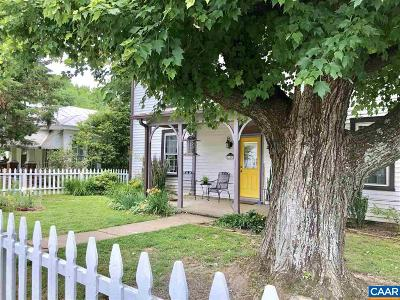 Louisa County Single Family Home For Sale: 123 South St