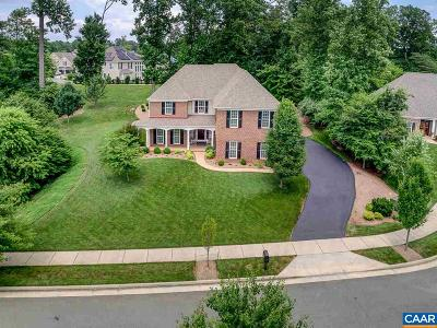 Crozet Single Family Home For Sale: 5316 Raven Stone Rd