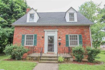 Waynesboro Single Family Home For Sale: 217 S Poplar Ave