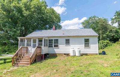 Nelson County Single Family Home For Sale: 254 Shiloh Loop