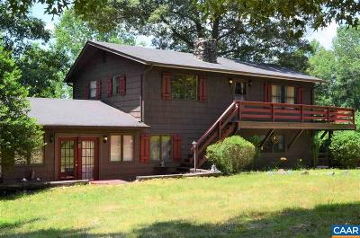 Nelson County Single Family Home For Sale: 521 Montreal Ln