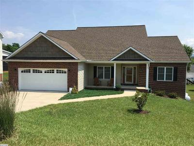 Rockingham County Single Family Home For Sale: 4451 Magnolia Ridge Dr