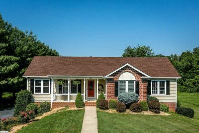Augusta County Single Family Home For Sale: 111 Sylvan Dr