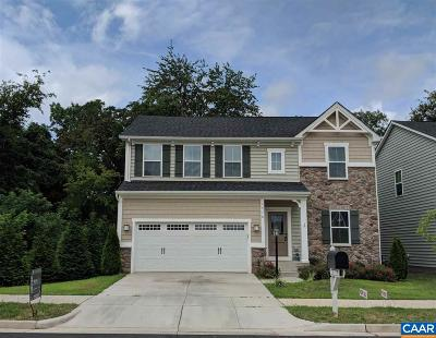 Charlottesville Single Family Home For Sale: 1578 Burgundy Ln