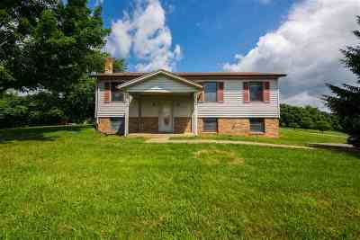 Rockingham County Single Family Home For Sale: 1248 Rinacas Corner Rd