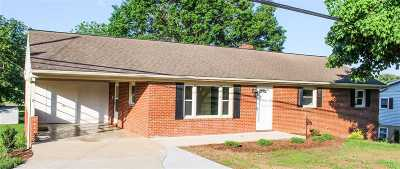 Rockingham County Single Family Home For Sale: 5004 Ottobine Rd