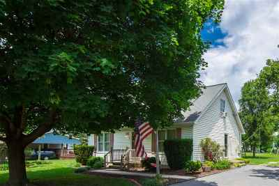 Rockingham County Single Family Home For Sale: 204 Fifth St