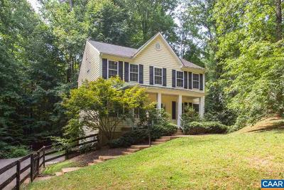 Charlottesville Single Family Home For Sale: 305 Monacan Dr E