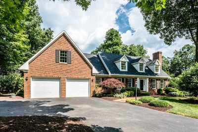 Rockingham County Single Family Home For Sale: 1280 Cumberland Dr