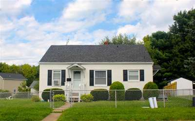 Harrisonburg Single Family Home For Sale: 925 Jefferson St