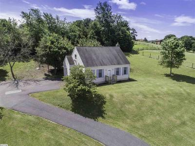 Augusta County Single Family Home For Sale: 3940 Lee Jackson Hwy